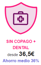 comparador seguros dental